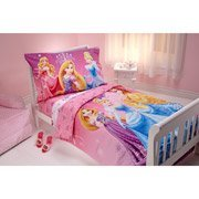 Disney Princess Toddler Bed 6373 front