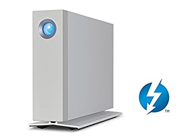 Lacie 9000493 D2 Thunderbolt 2 4000 GB External Hard Drive