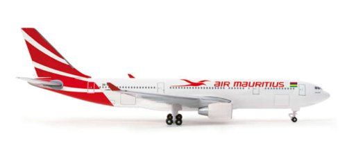 Herpa Wings Air Mauritius A330-200 Model Airplane