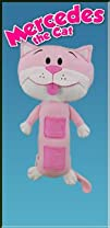 Seat Pets Pink Cat Car Seat Toy