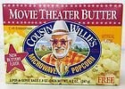 Cousin Willie Movietheater Butter Microwave Popcrn 87 oz Pack of 12