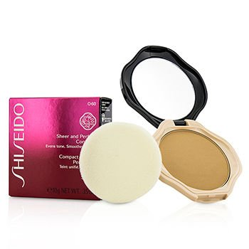 Shiseido Sheer and Perfect Compact fondotinta compatto in polvere n. O60