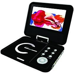 """IVIEW 7"""" Portable Region Code Zone Free DVD Player"""