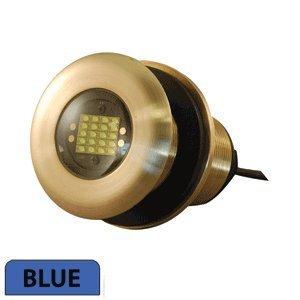 Lumishore Tix301-B Interchangeable Thru-Hull Flush-Fit Light - Blue