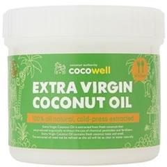 Extra virgin coconut oil 400 g