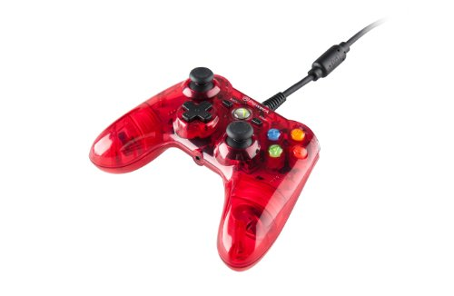 Mini Pro Ex Wired Controller For Xbox 360 - Red