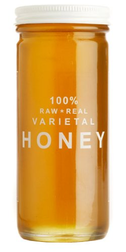 Bee Raw California Wild Black Sage Honey - 10.5 Oz.