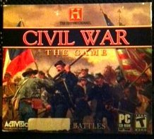 History Channel:  Civil War the Game: Great Battles (Jewel Case)