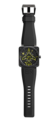 Bell and Ross BR0192-HEADING - Reloj  color negro