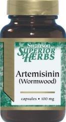 Swanson Herb Artemisinin-wormwood (100mg, 90 Capsules) by Swansons