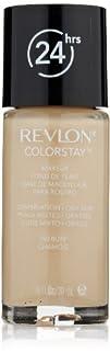 Revlon ColorStay Makeup CombinationOily Skin Buff 1 Ounce