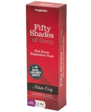 Shades Of Grey Game Red Room Expansion Pack