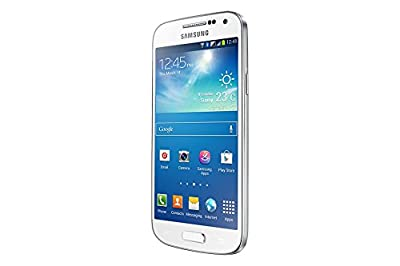 Refurbished Samsung Galaxy S4 Mini GT-I9192 (White Frost)