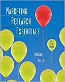 img - for Marketing Research Essentials with SPSS 7th (seventh) edition Text Only book / textbook / text book