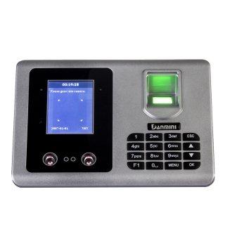 easyshop Danmini A302 Gesicht & Fingerprint Identification Maschine mit USB Import / Export-Support Standardausführung schwarz jetzt kaufen
