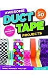 Choly Knight Awesome Duct Tape Projects: Also Includes Washi, Masking, and Frog Tape: More Than 50 Projects: Totally Original Designs: Tech & Gaming Accessorie