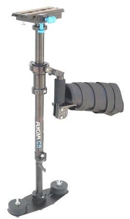 C5 フライカム スタビライザーwithアームブレイス 軽量アルミシャフト  高機能撮影キット (並行輸入品)
