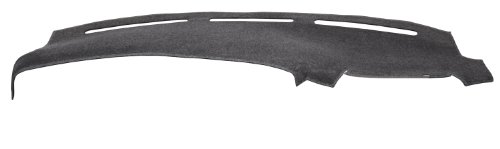 Covercraft DashMat Original Dashboard Cover for Jeep Wrangler - (Premium Carpet, Cinder) (2014 Jeep Wrangler Dash Cover compare prices)