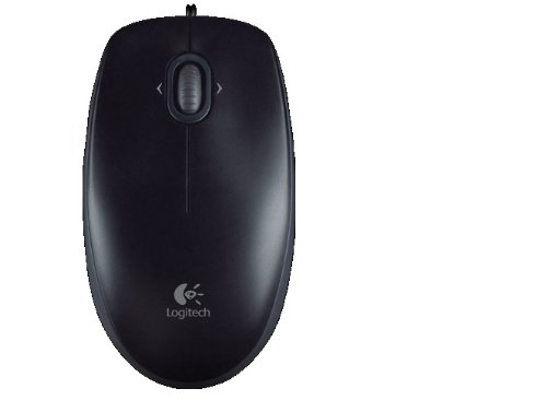 Logitech Mouse M110 (Black)