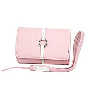 HDE Pink Case for Canon Powershot Digital Cameras from HDE