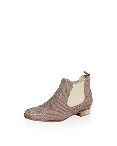 ROBERTO CARRIOLI Chelsea Boot Ankle grau