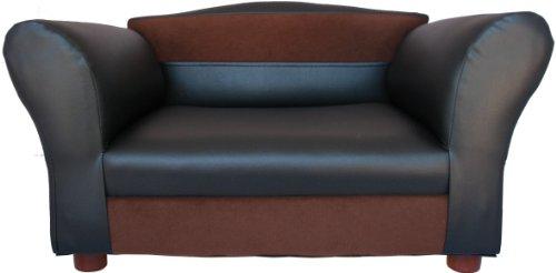 Black Wooden Beds 449 front