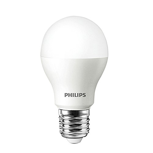 Philips 7W(=60W) Led Bulb Lamp Light E26(=E27) Ac220V 3000K Warm White 600Lumen Long Lasting Icecream Cone