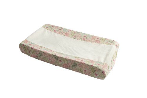 Summer Infant Kenneth Brown Change Pad Cove Ladybug Paisley front-556354