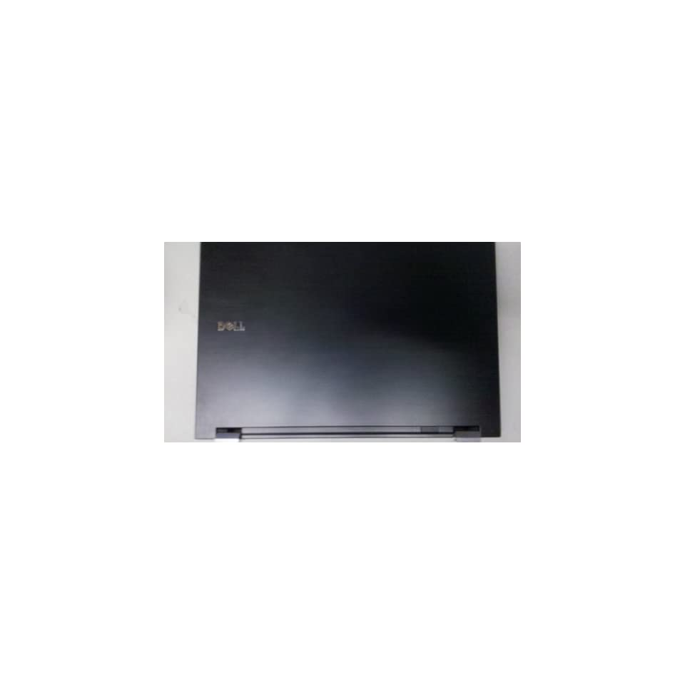 Dell Latitude Laptop E6400 14.1 LCD Back Cover w/ Hinges