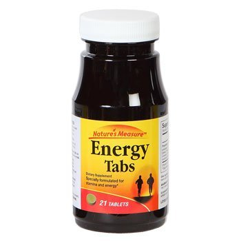 Energy Tabs Nature S Measure