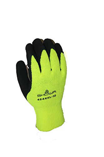 Showa Best 4544 Polar Shield Gloves Size XL (Pack of 4) (Atlas Thermal Gloves Xl compare prices)