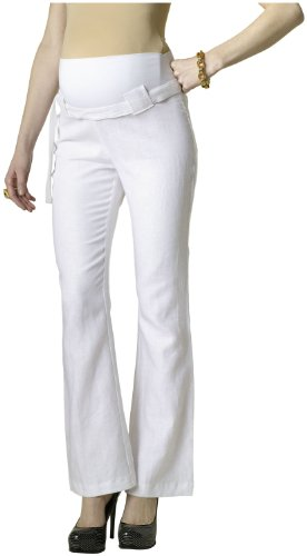 Rosie Pope Women's Basic Linen Pant