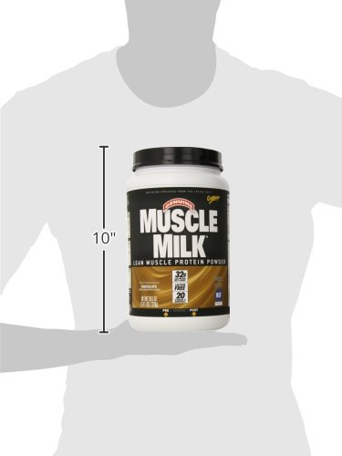 减脂增肌,CytoSport Muscle Milk 乳清蛋白粉 1120g图片