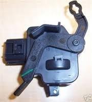 Genuine Chrysler 5018479AB Liftgate Lock Latch
