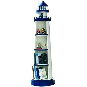 Lighthouse Shelf Unit