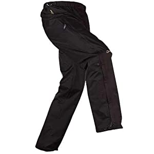 Berghaus Men's Paclite Overtrousers - Black, Large/Regular