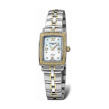 Raymond Weil Parsifal Ladies Watch 9740-STS-00995 Wrist Watch (Wristwatch)