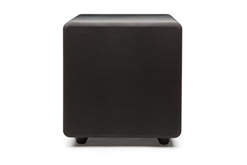 Orb Audio Submini Small Subwoofer, Black