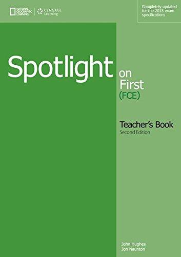 Spotlight on First Teacher's Book