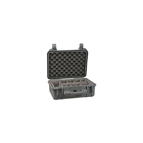 PELICAN ハードケース 1454 ディバイダータイプ 6.7L シルバー 1450-004-180