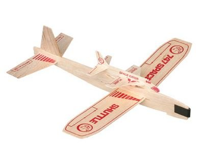 Toysmith Dlx Balsa Airplane Assortment - 1