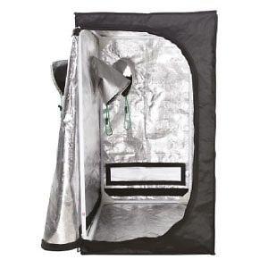 Senua Grow tent 60 x 60 x 140cm with 250w Hps Kit and 4 TT fan kit