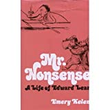 Mr. Nonsense: A life of Edward Lear