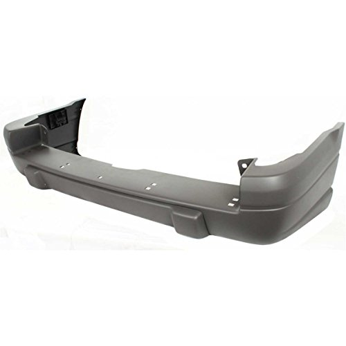 Diften ZJ Jeep Grand Cherokee Rear Bumper Cover