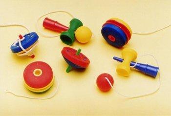 Iwako: Japanese Erasers / Toy Erasers / 6 pcs.
