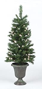 #!Cheap Montana Pre-lit Porch Pine Tree