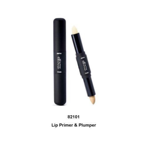 e.l.f. Studio Lip Primer & Plumper Clear Natural