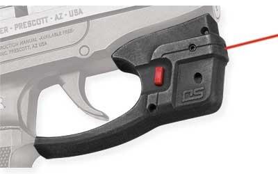 Crimson Trace DS-122 Defender Series Accu-Guard, Black