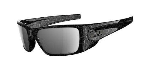 Oakley Men's Fuel Cell Sunglasses OO9096-07