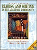 Reading and Writing in the Academic Community with 2001 APA Guidelines (2nd Edition) (0130452947) by Kennedy, Mary Lynch